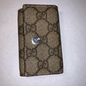 Gucci 4 key holder case